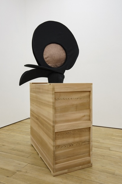 Annie Ratti Black Bird's Hat, 2018
