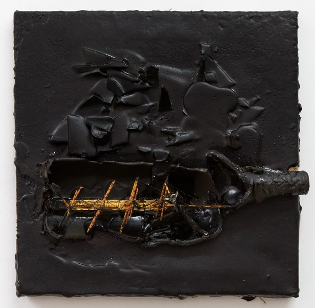 Derek Jarman, Untitled (Ship in Bottle), 1989